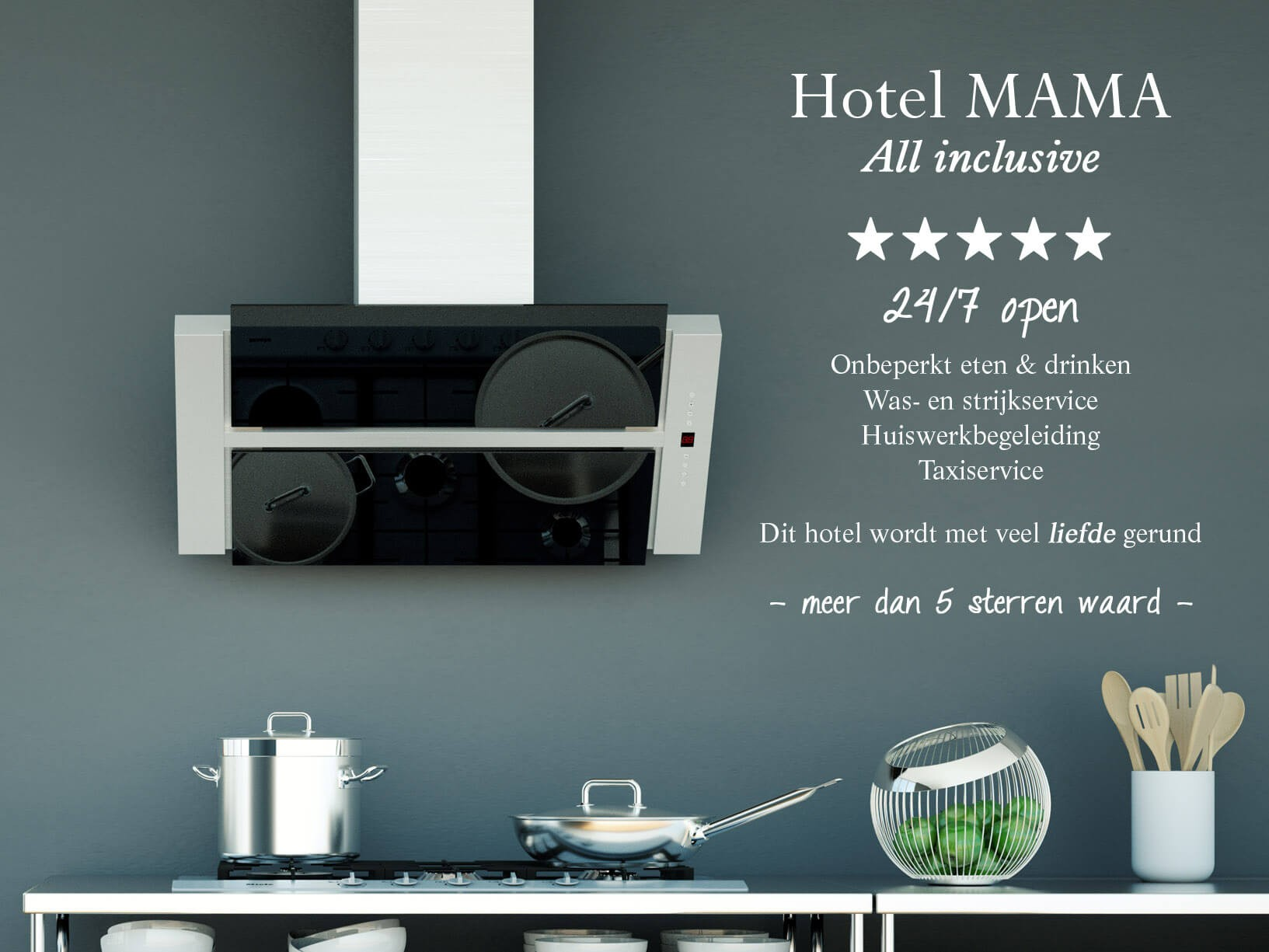 muursticker quothotel mamaquot