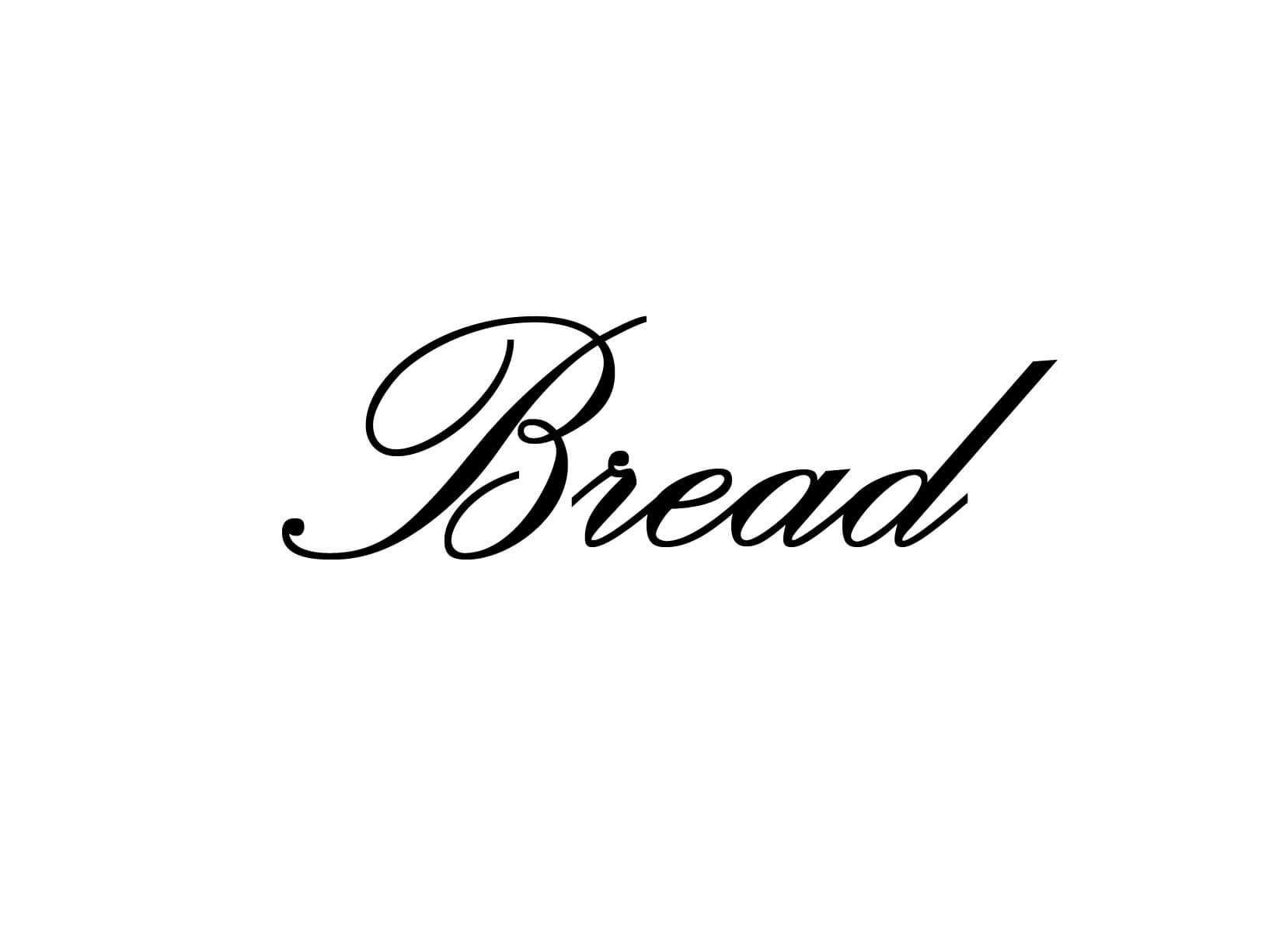 "Meubelsticker ""Bread"""