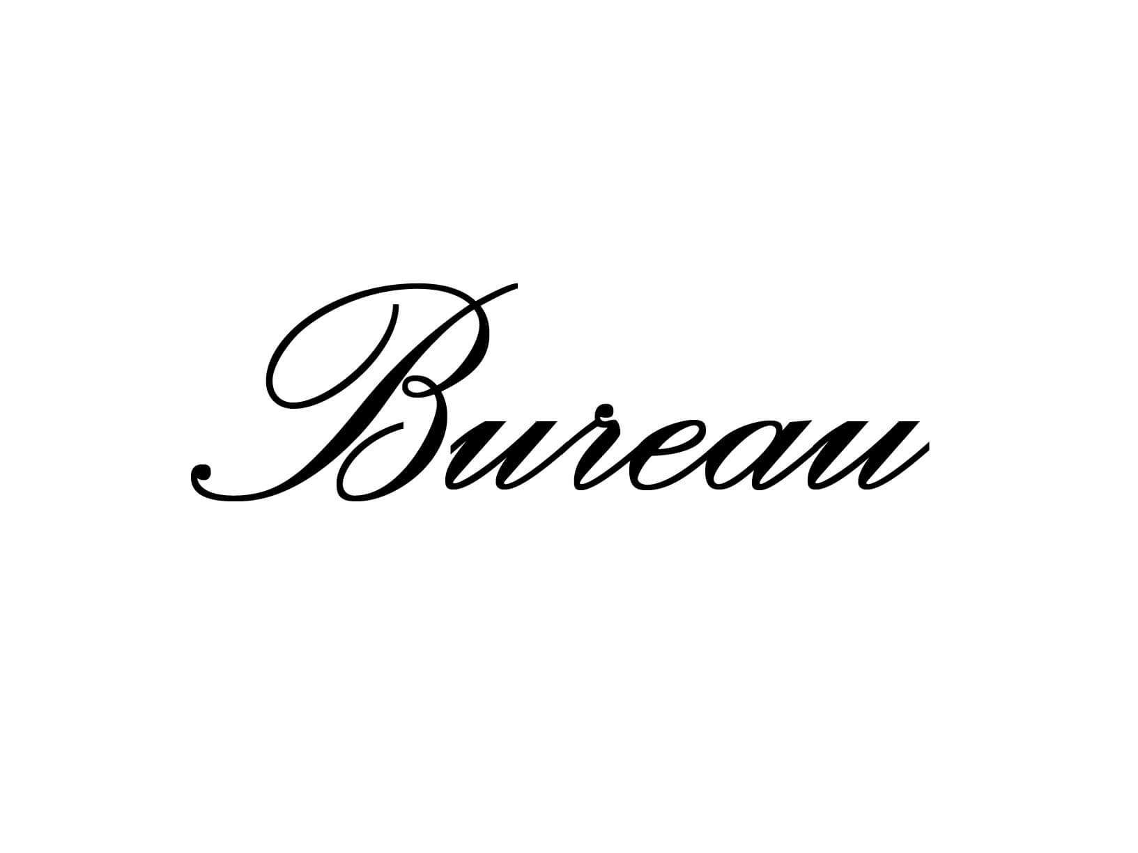 "Meubelsticker ""Bureau"""