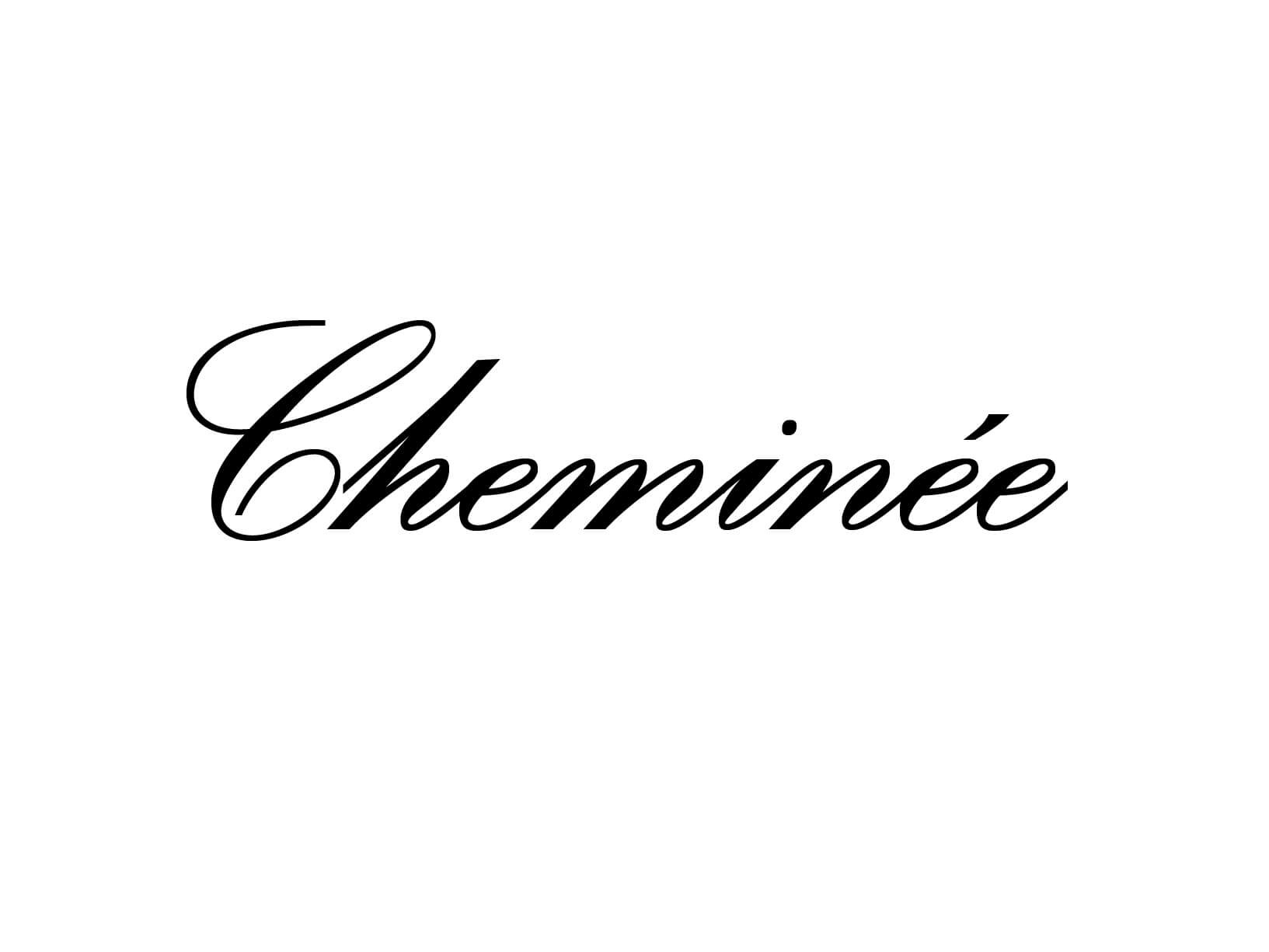 "Meubelsticker ""Cheminee"""