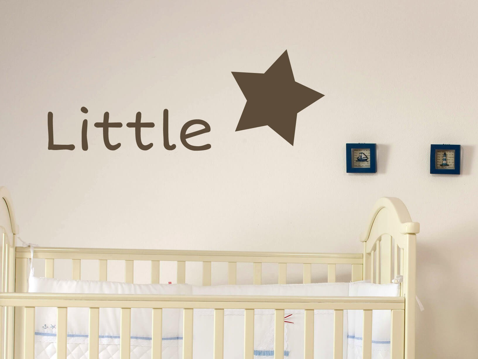 "Muursticker ""Little Star"""