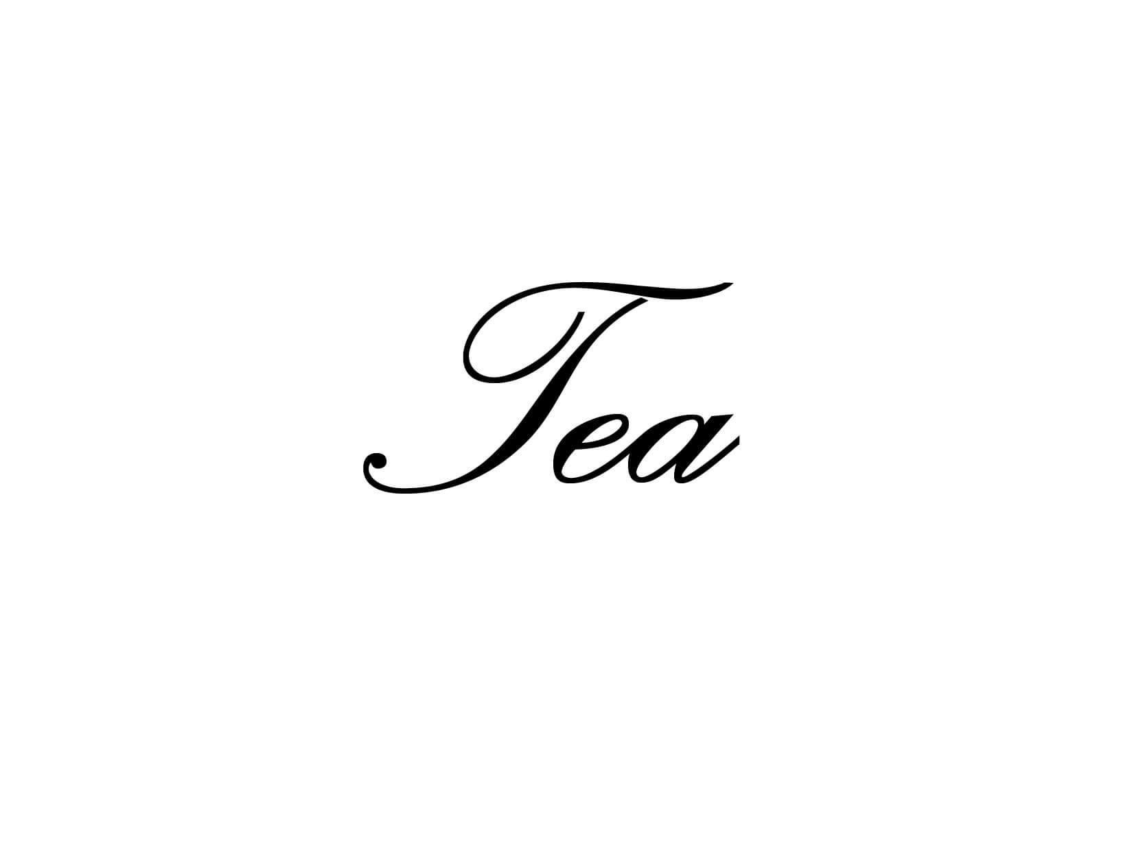 "Meubelsticker ""Tea"""