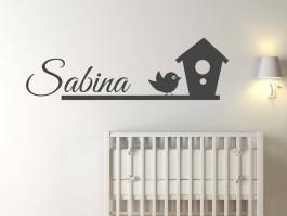 Kinderkamer muurstickers & babykamer muurstickers van topkwaliteit!